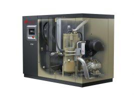 Винтовой маслозаполненный компрессор серии R132