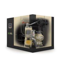 Винтовой маслозаполненный компрессор серии RS90