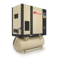 Винтовой маслозаполненный компрессор серии RS15-22 кВт