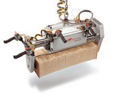 Грузозахватное устройство для транспортировки пачек печатной продукции
