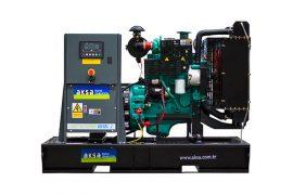 ДЭС АС55 с двигателем СUMMINS (55 кВА)