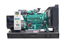 ДЭС AC880 с двигателем СUMMINS (880 кВА)
