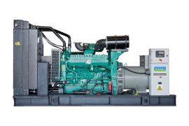 ДЭС AC1100 с двигателем СUMMINS (1100 кВА)