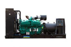 ДЭС AC1410 с двигателем СUMMINS (1410 кВА)