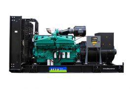 ДЭС AC1650 с двигателем СUMMINS (1650 кВА)