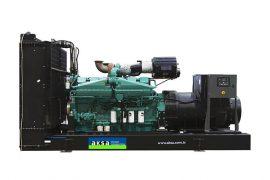 ДЭС AC2250 с двигателем СUMMINS (2250 кВА)