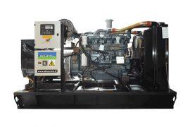 ДЭС AD220 с двигателем DOOSAN (220кВА)