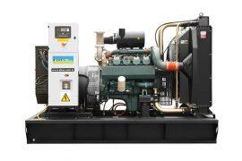 ДЭС AD710 с двигателем DOOSAN (710 кВА)