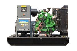 ДЭС AJD90 с двигателем JOHN DEERE (90кВА)
