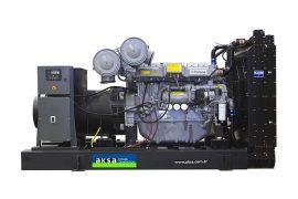 ДЭС AP1000 с двигателем PERKINS (1000кВА)