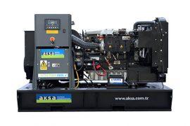 ДЭС AP110 с двигателем PERKINS (110 кВА)