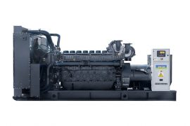 ДЭС AP1400 с двигателем PERKINS (1400 кВА)