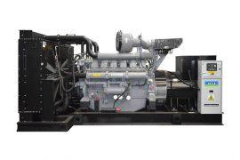 ДЭС AP1650 с двигателем PERKINS (1650 кВА)