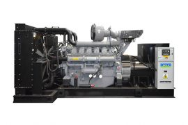 ДЭС AP2500 с двигателем PERKINS (2500 кВА)