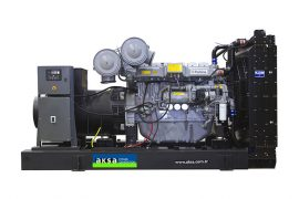 ДЭС AP715 с двигателем PERKINS (715 кВА)
