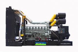 ДЭС APD2250M с двигателем MITSUBISHI (2250 кВА)