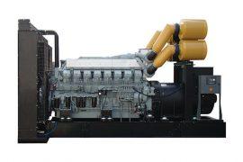 ДЭС APD2500M с двигателем MITSUBISHI (2500 кВА)