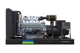ДЭС APD880M с двигателем MITSUBISHI (880 кВА)