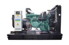 ДЭС AVP505 с двигателем VOLVO PENTA (505 кВА)
