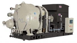 Центробежный компрессор Centac 4CI
