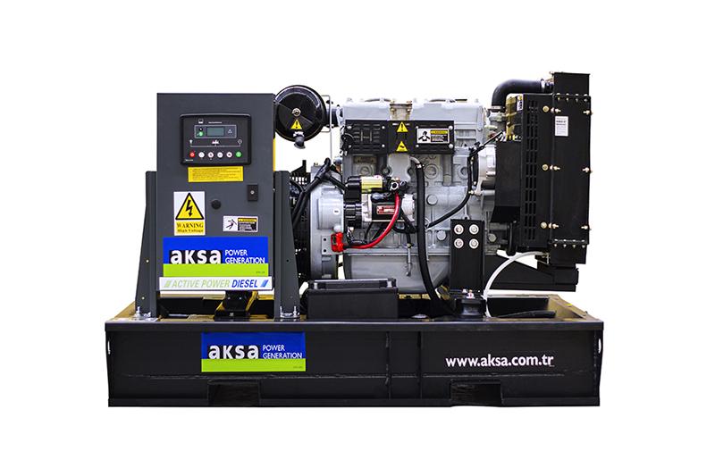 Дизельный генератор AKSA APD20A с двигателем AKSA (20 кВА)