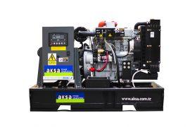 ДЭС APD33A с двигателем AKSA (33 кВА)