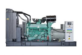 ДЭС AC1100K с двигателем СUMMINS (1100 кВА)