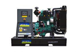 ДЭС АС66 с двигателем СUMMINS (66 кВА)