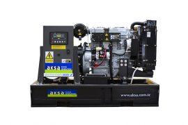 ДЭС APD25A с двигателем AKSA (25 кВА)