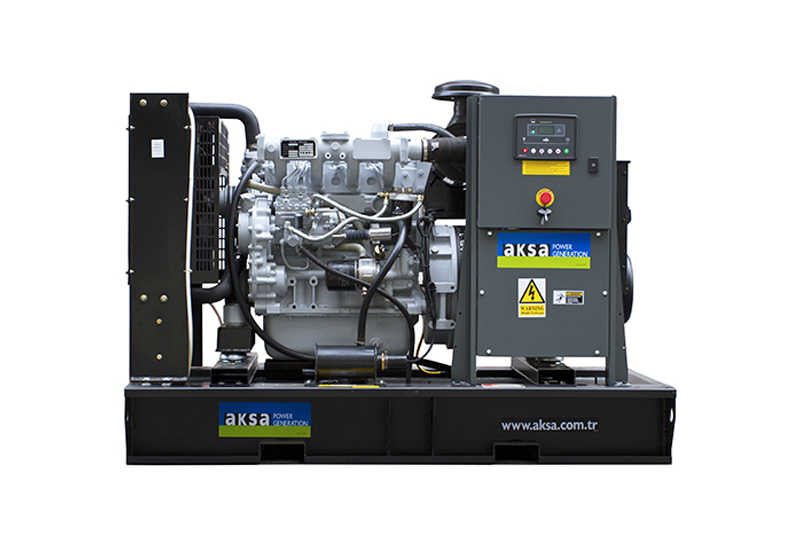 ДЭС APD40A с двигателем AKSA (40 кВА)