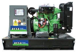 ДЭС APD90A с двигателем AKSA (90 кВА)