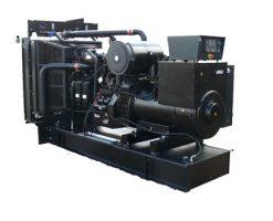 ДЭС WP250E с двигателем PERKINS (250 кВА)