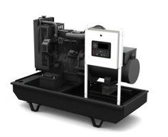 Дизельная генераторная установка 8,5 кВА с двигателем PERKINS