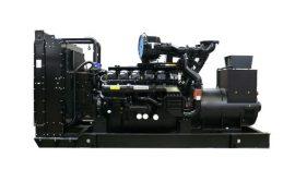 ДЭС WP910 с двигателем PERKINS (910 кВА)