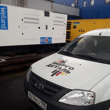 Дизель-генераторные установки Welland английское качество по привлекательным ценам на складе в Санкт-Петербурге